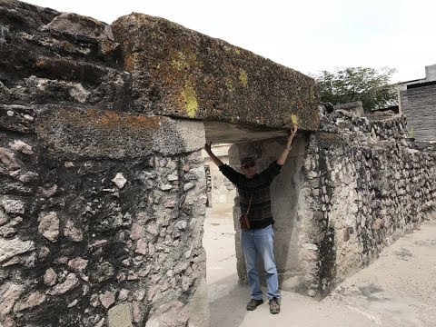Lost Ancient High technology In Mexico: The Case For Mitla
