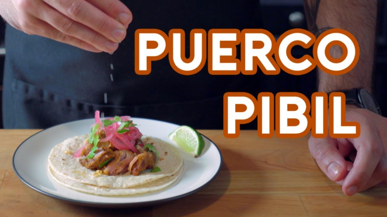 Download Binging with Babish: Puerco Pibil from Once Upon a Time in Mexico