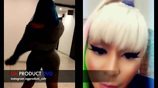 K Goddess Live Big Fendi Who Discover Nicki Minaj & Twerk For Nicki Minaj..DA PRODUCT DVD