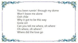 Erykah Badu - Sometimes Mix 9 Lyrics