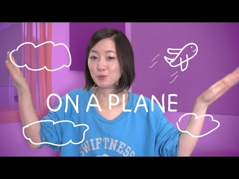 Weekly Japanese Words with Risa - On a Plane (Việt Sub)