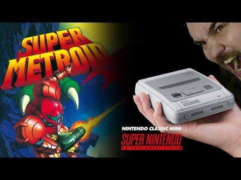 SNES Mini mutogatás | Super Metroid | 1.rész