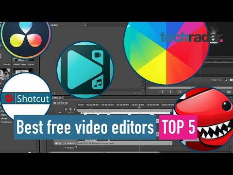 Top 5 free video editors