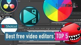 Top 5 free video editors