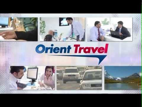 ORIENT TRAVEL corporate video