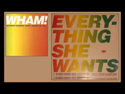 Wham! - Everything She Wants '97 (Forthright Club Mix) mp3