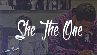 "*SOLD* Lil Durk x Dej Loaf x Rich Homie Quan Type Beat - ""She The One"" (Prod. By @SpeakerBangerz)"