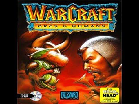Warcraft: Orcs & Humans Gameplay (Windows 8 compatible)