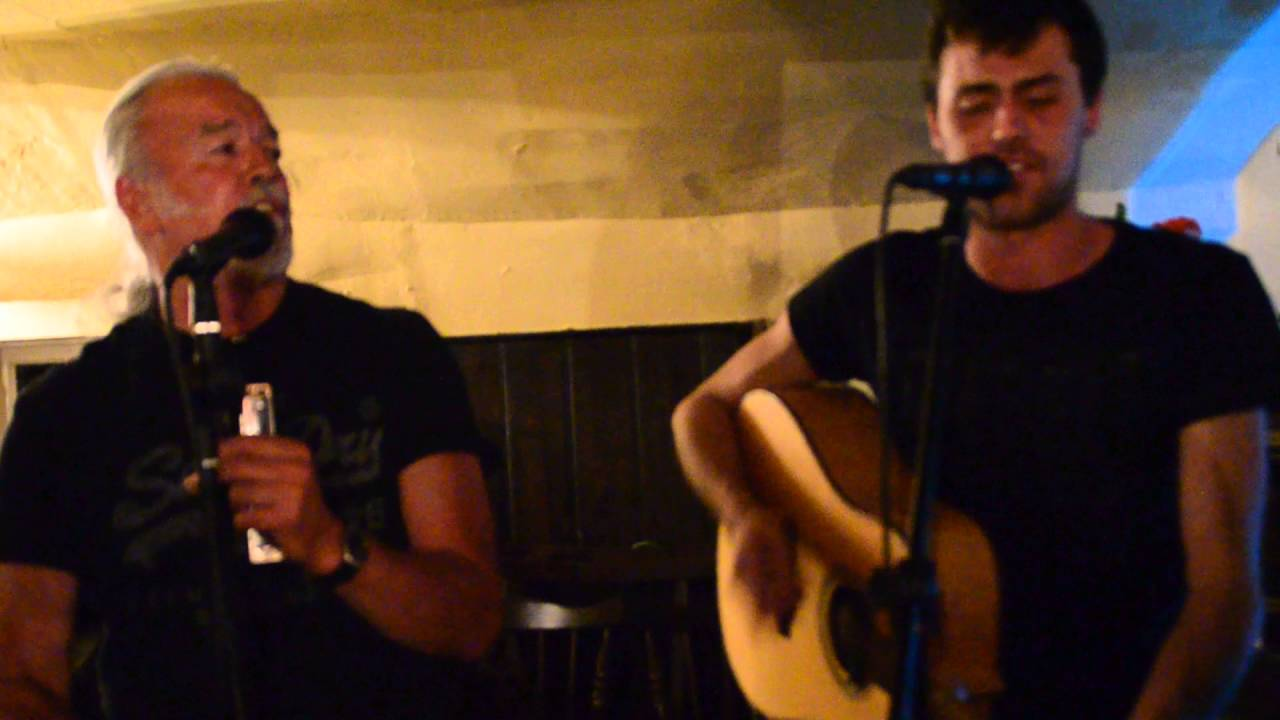 Sticky and the Poor Boy - Whiskey in the Jar - St Albans Sessions (2)