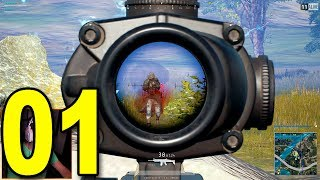 Player Unkown's Battlegrounds - Part 1 - HERE WE GO!