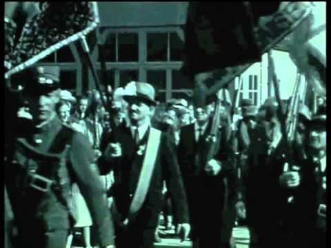 Rütlifeuer / 1. August 1941 in Münsingen
