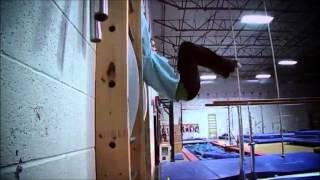 Aly Raisman Olympics Training - So Cold