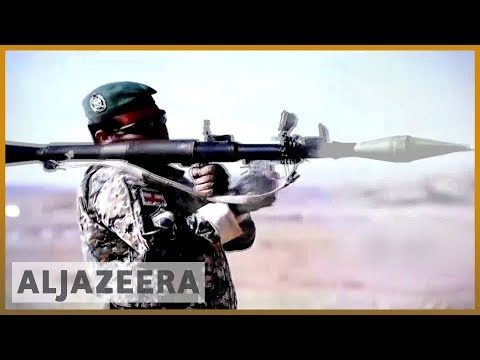 🇮🇱 🇮🇷 Israeli air raids on Iranian targets in Syria escalate tensions l Al Jazeera English