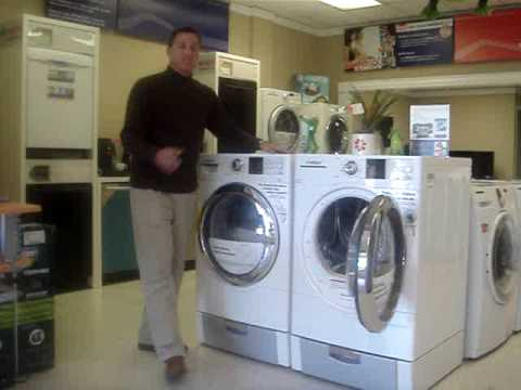 Frog Pad Bosch 500 Series Washer Dryer Combo
