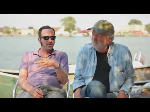 """Interview Kurt Krömer und Michael Gwisdek zu """"die Abenteuer Huck Finn"""""""