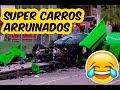 Idiotas conduzindo super carros ( compilação)