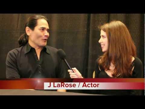Insidious actor J LaRose discusses what scares him