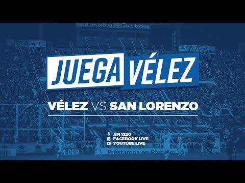 #JuegaVélez | Vélez vs San Lorenzo | Superliga 2018/19 | Fecha 12