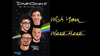 Baixar Wish You Were Here - David Gilmour Tribute Band live @ Vertigo Lounge Bar [09/10]