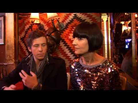 McFly's Danny Jones sings Opera