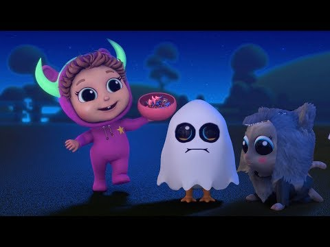Old MacBoo | Old MacDonald Baby Joy Joy |  Halloween Songs for Kids