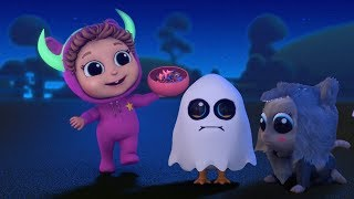Old MacBoo | Halloween Fun |  Halloween Songs for Kids
