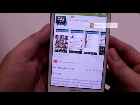 BBM for Android Resmi Syarat dan Cara Saya Download Link Install