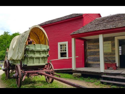 Conner Prairie, Living History in Indiana