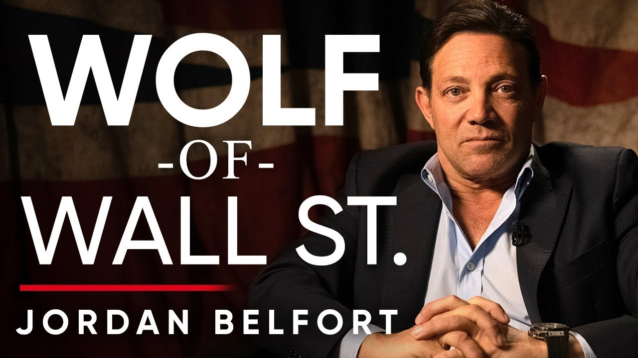 JORDAN BELFORT - THE WOLF OF WALL STREET | London Real