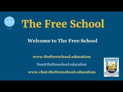 The Free School. Free tuition for college students