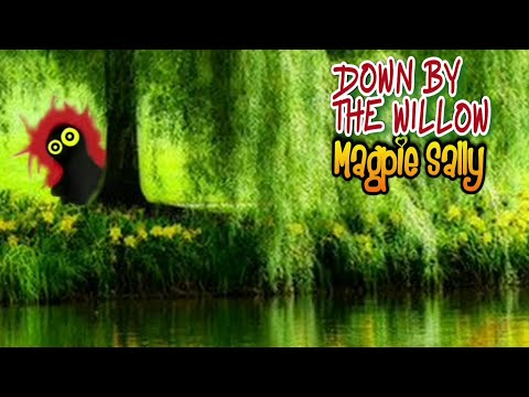 Down by the willow by Magpie Sally