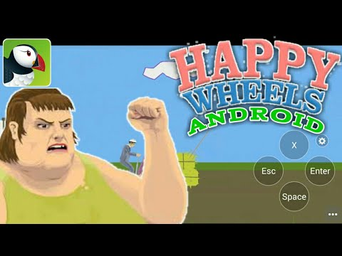 Cara Main Game Happy Wheels Di Android - Puffin - Bahasa Indonesia