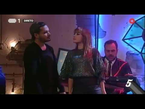 "Amor Electro feat Pité - ""Sei"" - 5 Para a Meia-Noite"