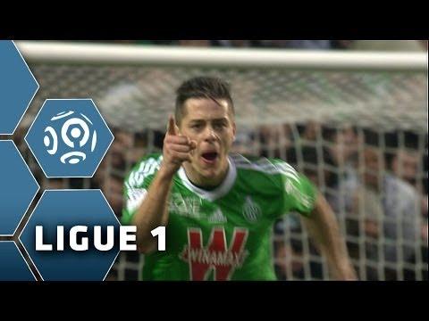 R. HAMOUMA marque un but ENORME (67') - Saint-Etienne-Monaco FC (2-0) - 01/03/14 - (ASSE-ASM)