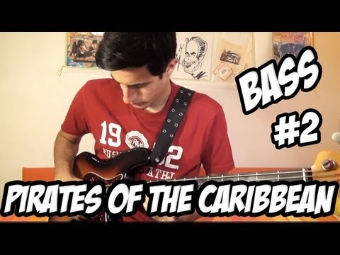 Pirates Of The Caribbean on BASS