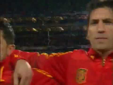 Spain National Anthem Highlights Goals Spain España 스페인 Spanien Holland Países Bajos Iran