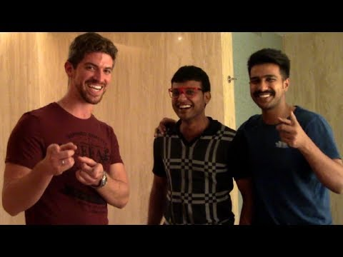 Chennai | India Meeting a MOVIE STAR - TRAVEL VLOG | Video 5 of 5