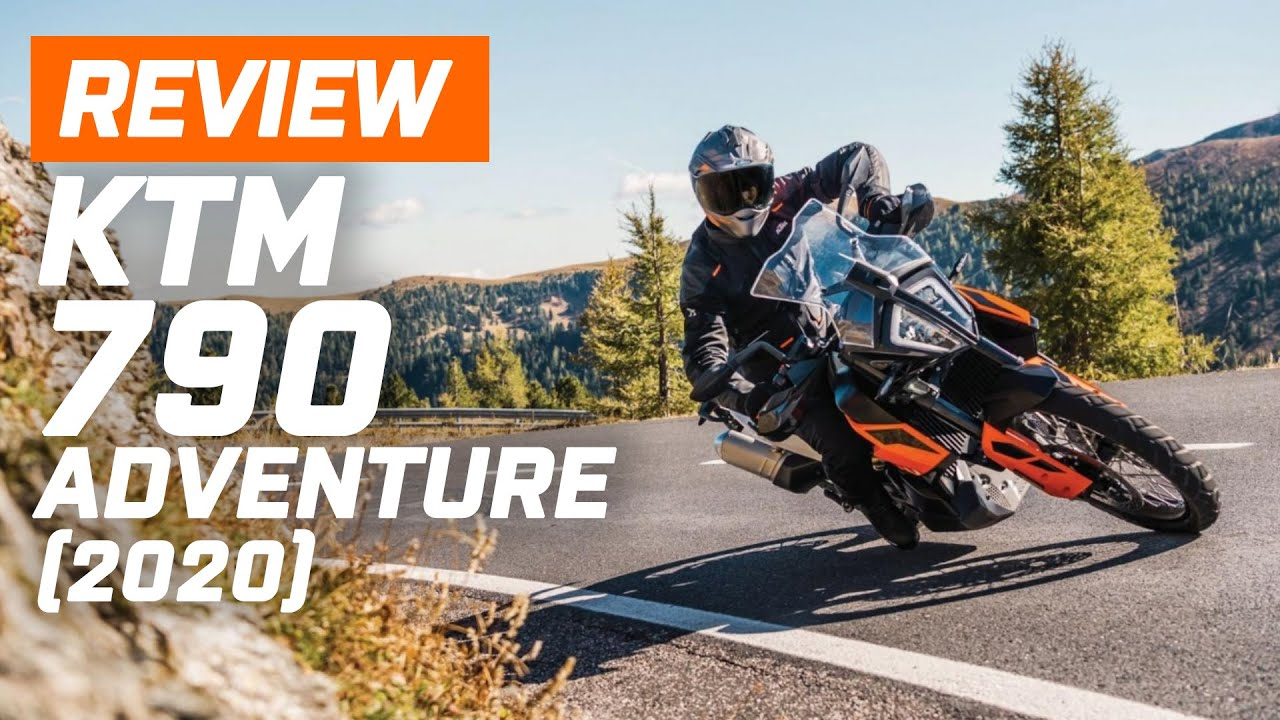KTM 790 Adventure Review (2020) | Onroad and Off Road Review | Visordown.com