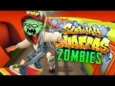 Subway Surfers Zombies (Call of Duty Custom Zombies)
