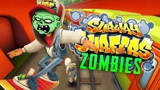 Subway Surfers Zombies Call of Duty Custom Zombies