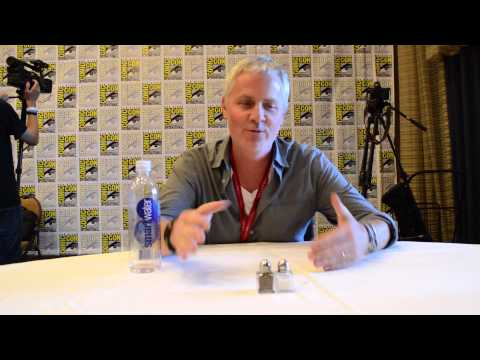 SDCC '14: The Flash/Arrow Composer Blake Neely Interview