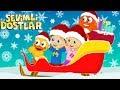 Yeni Yıl Şarkısı   Çizgi film çocuk şarkıları 2018   Kids songs and nursery rhymes
