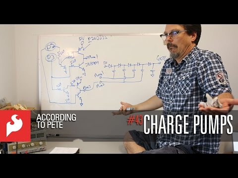SparkFun According to Pete #43: Charge Pumps