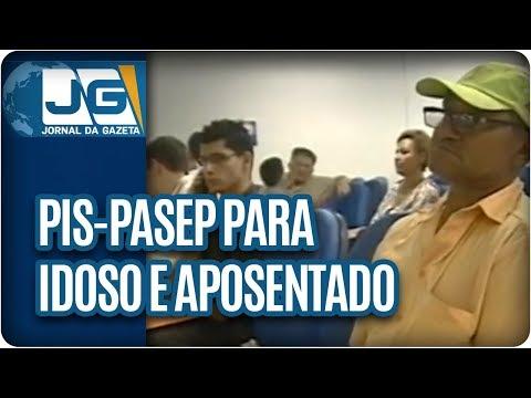 PIS-Pasep para idoso e aposentado