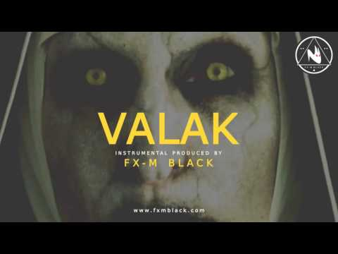 "BASE DE RAP - ""VALAK"" - TRAP BEAT HIP HOP INSTRUMENTAL (Prod. Fx-M Black)"