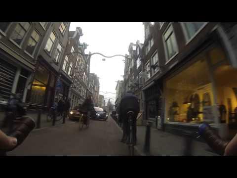 Fixed Gear Amsterdam - Jan Zuiderveld x Jasper de Visser (GoPro HD Hero 3)