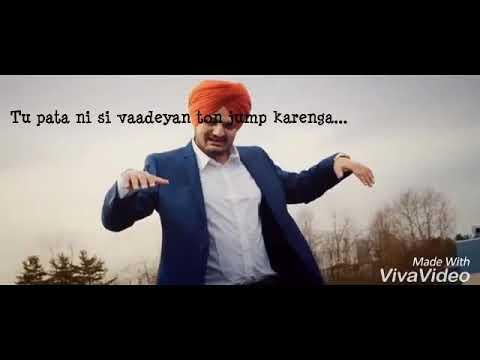 Its all about you Sidhu Mossewala lyrics Video made by Gaurav Nice
