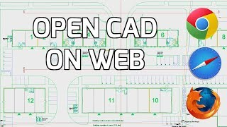 View CAD files FREE ONLINE - DWG DXF AutoCAD