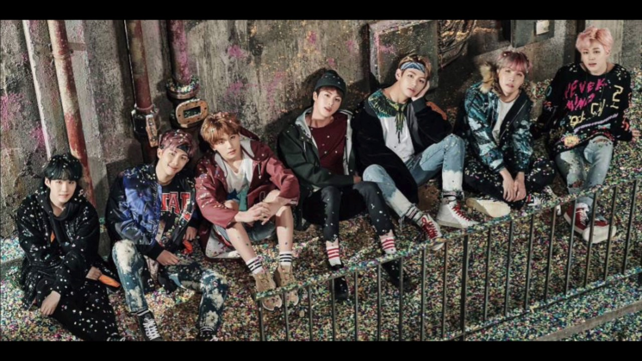 Bts Not Today Photoshoot