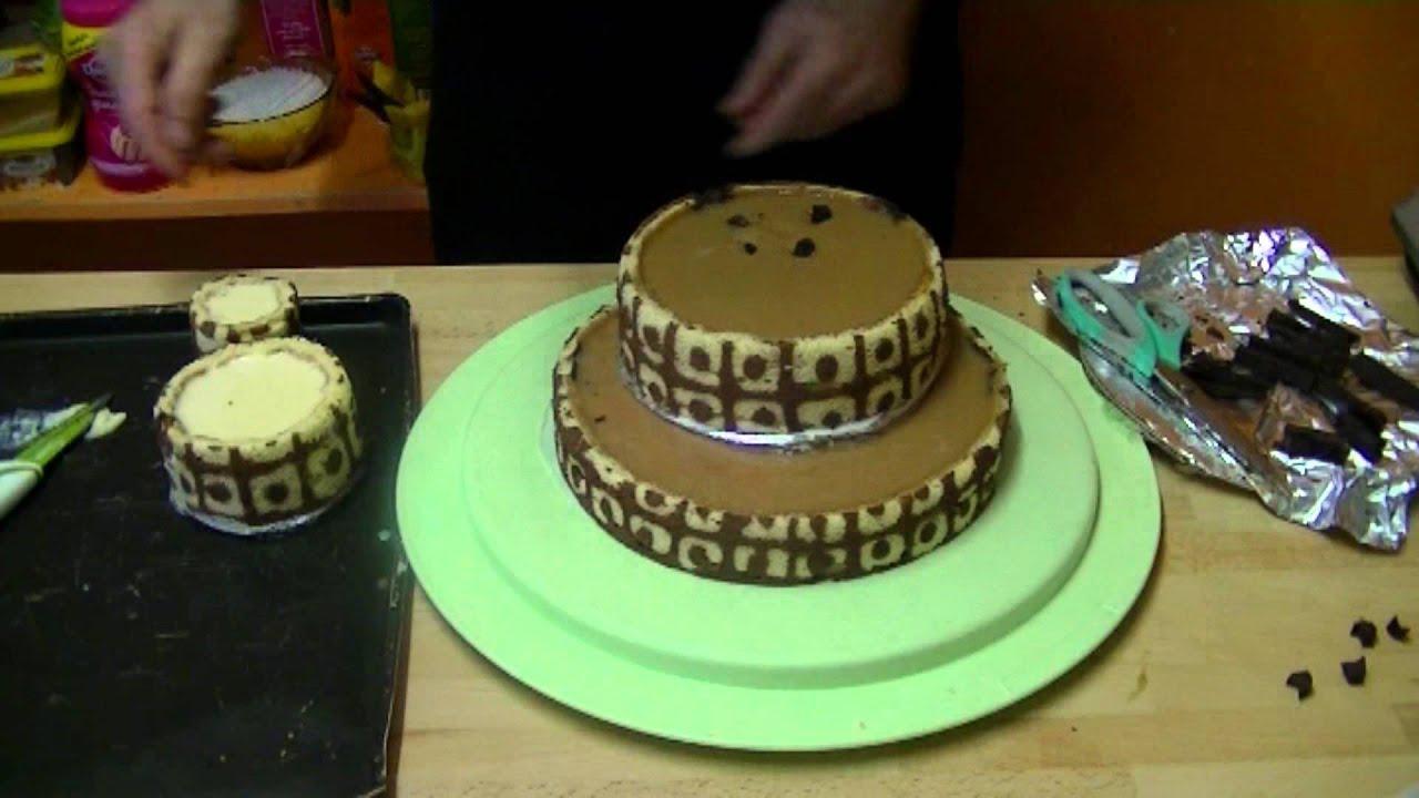 Gateau Wedding Cake Recette